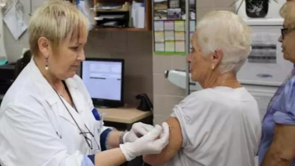 Vacunación contra la gripe. ORM