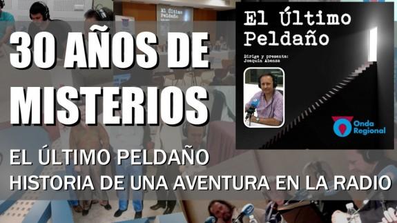 30 años de misterio. Historia de una aventura en la radio.