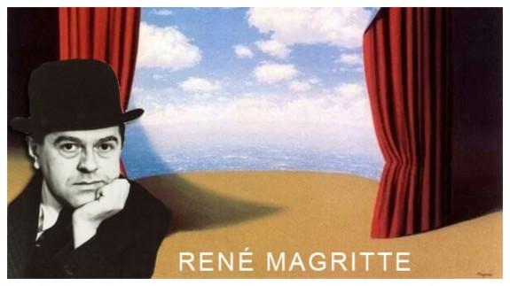 PLAZA PÚBLICA. Detrás de una obra de arte. René Magritte, pintor surrealista belga