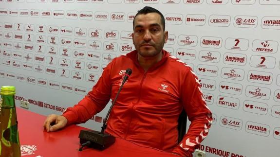 """Adrián Hernández: """"El buen momento del equipo no debe hacernos caer en la autorrelajación"""""""