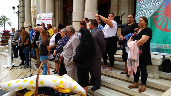 Día del Pueblo Gitano: reivindicación de empleo y justicia social