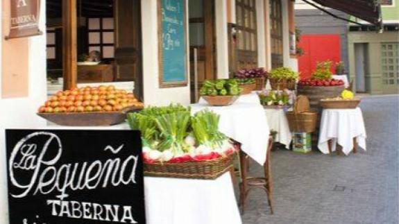 EL MIRADOR. Premio Nacional de Hostelería para La Pequeña Taberna, de Murcia