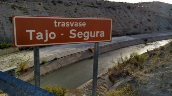 Trasvase Tajo-Segura