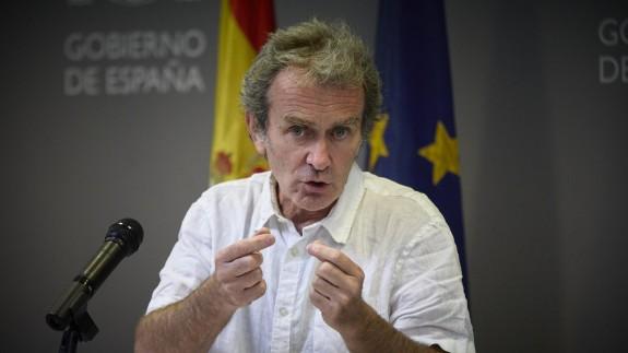 Fernando Simón, - EUROPA PRESS/J. Hellín
