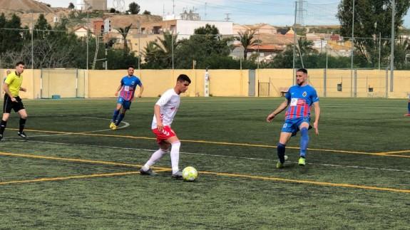 El Real Murcia Imperial remonta y vence 1-3 a la Minerva