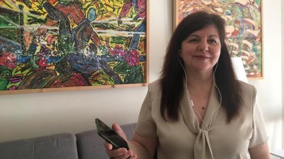 MURyCÍA. Dra. Nieves Martínez Hidalgo, psicóloga clínica