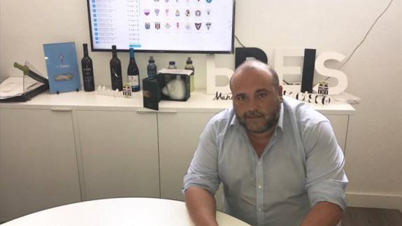 """Sánchez Breis: """"Monteagudo debiera seguir si el fútbol fuera justo"""""""