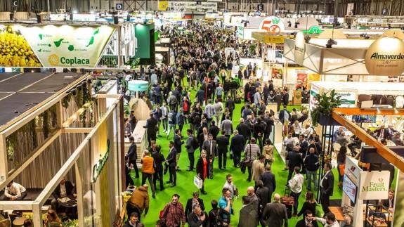 El sector hortofrutícola busca nuevos mercados en Fruit Atraction