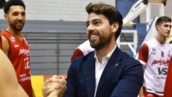 """Fran Sánchez: """"Empezaremos a trabajar en el nuevo calendario de actividades deportivas"""""""