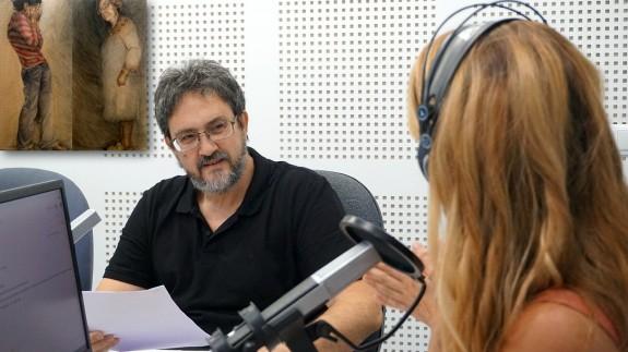 Antonio Tapia, Lucía Hernández y la obra de Rosana Sitcha