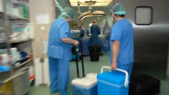 A pesar de la pandemia, la Arrixaca seguirá un año más entre los hospitales que más trasplantes han realizado