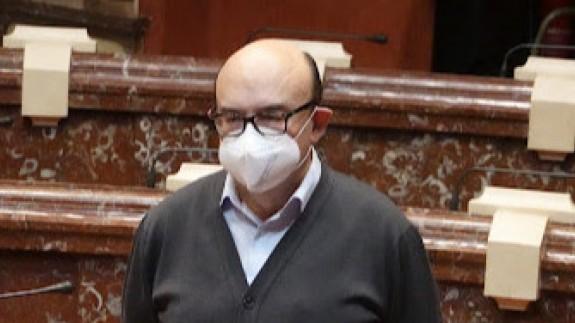 Francisco Cabezas. Director del Instituto Euromediterráneo del Agua. Foto: iea