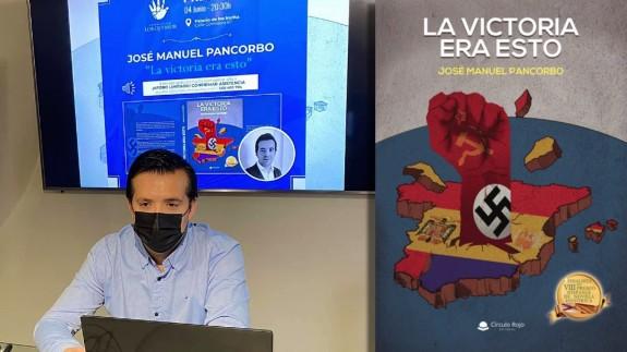 TARDE ABIERTA. José Manuel Pancorbo nos presenta su novela 'La victoria era esto'