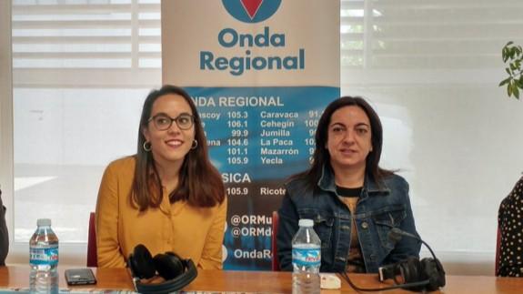 MURyCÍA. ESPECIAL CETEM YECLA. Virtudes Navarro y Marta Muñoz