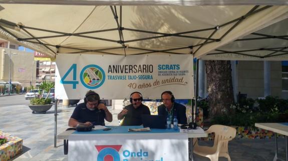 MURyCÍA. #40Aniversario Trasvase. Francisco Velasco, Gerente del Grupo El Ciruelo