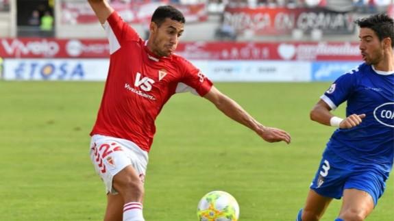Real Murcia cae en casa ante el San Fernando  1-2