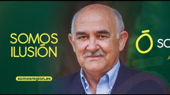 """VIVA LA RADIO. Pretexto sonoro. """"Somos Región"""": Presentado en sociedad el partido político de Alberto Garre"""