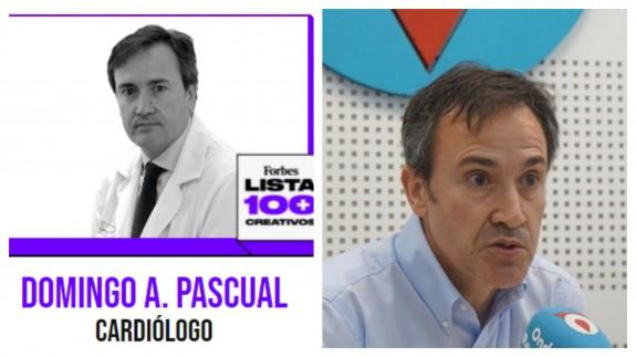 PLAZA PÚBLICA. Domingo Pascual forma parte de los 100 españoles más creativos según la revista Forbes