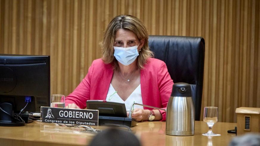 La ministra Ribera asegura que el Mar Menor no admite más urbanismo ni agricultura