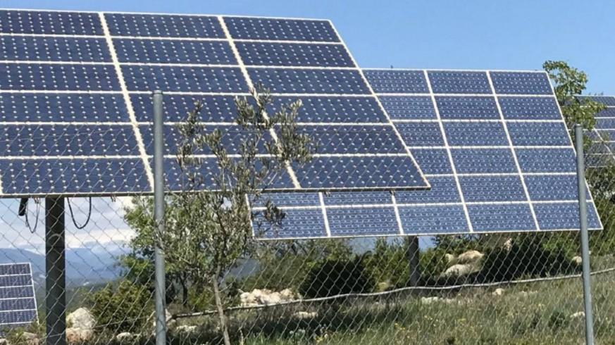Placas solares fotovoltaicas (archivo). EUROPA PRESS