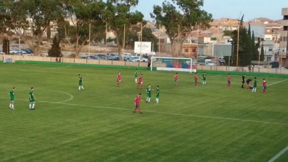 El Mazarrón consigue sus primeros tres puntos a costa del Churra| 4-1