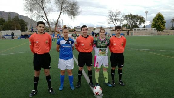 El Alhama Femenino gana en el derbi 3-1 al Lorca Feminas