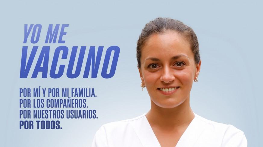 Campaña 'Yo me vacuno'. CARM