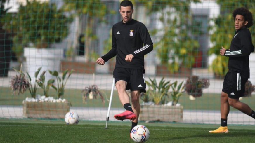 El jugador del Cartagena Giorgi Aburjania ha sido convocado por el seleccionador de Georgia