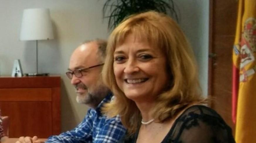 Mª Dolores Chirlaque en una imagen de archivo