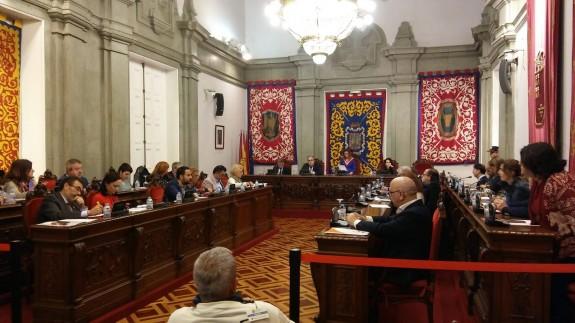 Debate del Estado del Municipio en Cartagena