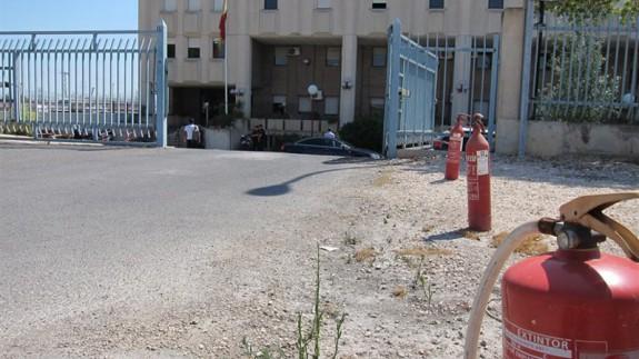 CIE de Sangonera la Verde (Murcia)