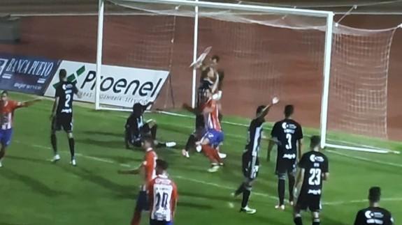 El Cartagena vence 1-2 al Don Benito