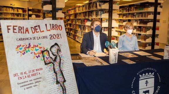 EL ROMPEOLAS. Caravaca se prepara para vivir su Feria del Libro