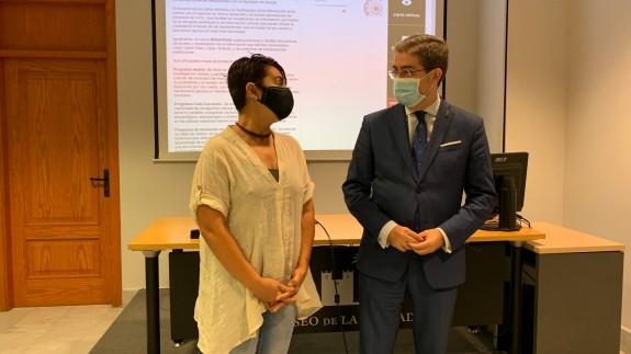 Presentación del nuevo espacio virtual 'MUDATAlab' en el Museo de la Ciudad