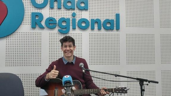 Álvaro Halley en Onda Regional