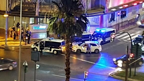 Cinco policías heridos y tres jóvenes detenidos en nuevo altercado en el Zig-Zag de Murcia