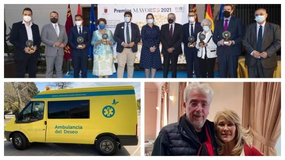 PLAZA PÚBLICA. Reconocimiento en el Día Internacional de los Mayores