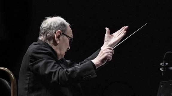Ennio Morricone en Madrid en el Wizink Center
