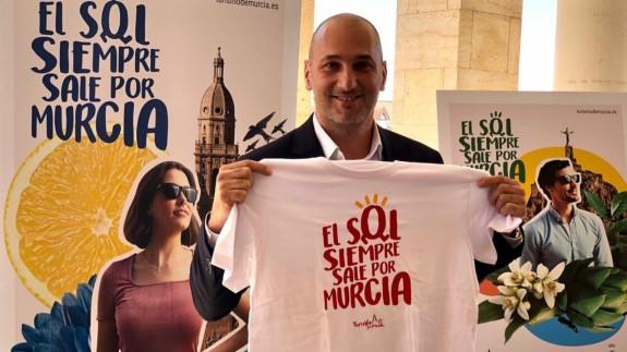 El Ayuntamiento de Murcia lanza una campaña para captar visitantes de la Región y de provincias limítrofes