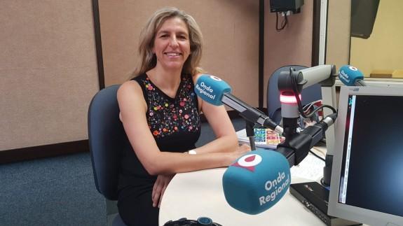 Mercedes Bernabé, concejala de Agenda Urbana y Gobierno Abierto en Murcia