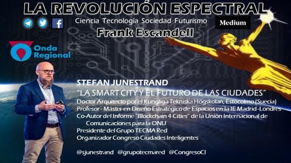 LA REVOLUCIÓN ESPECTRAL T01C008 La Smart City y el Futuro de las Ciudades
