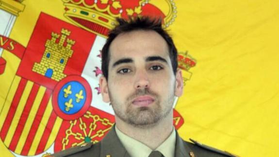 Cabo Andrés Martín Pérez.