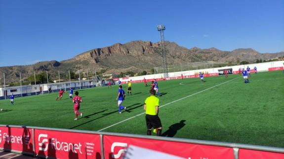 El Racing Murcia se cuela en la lucha por el ascenso tras vencer al Huércal-Overa| 2-0