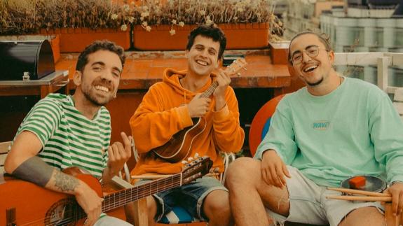 PLAZA PÚBLICA. Stay Homas, el grupo estrella del confinamiento viene a Murcia