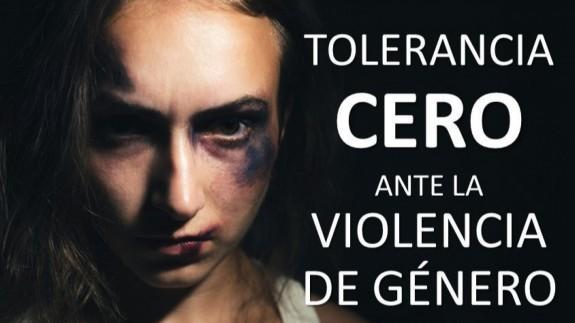 carte tolerancia cero contra violencia género