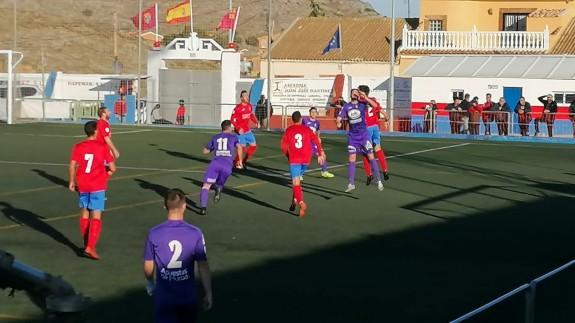La Deportiva Minera golea 4-0 a El Palmar
