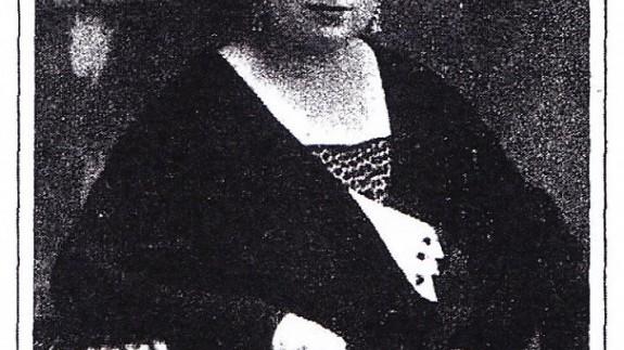VIVA LA RADIO. Historias de una madre imperfecta. Carmen Segura Chasserot, alcaldesa de Beniel en 1933