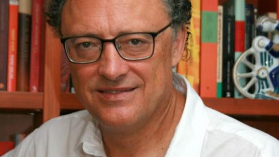 Luis Leante. Foto MurciaLibro