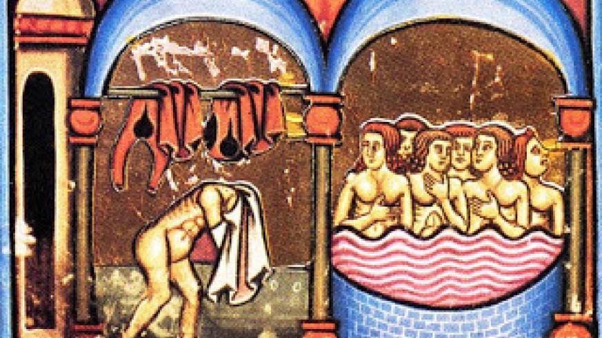 VIVA LA RADIO. Murcia en la memoria. Hábitos higiénicos en la Edad Media: El agua para los patos.