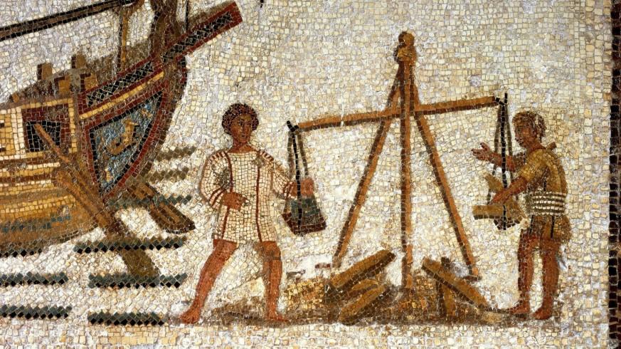 VIVA LA RADIO. Murcia, año 2772. Mineros en tiempos de los romanos. Adolfo Díaz Bautista, derecho romano UMU